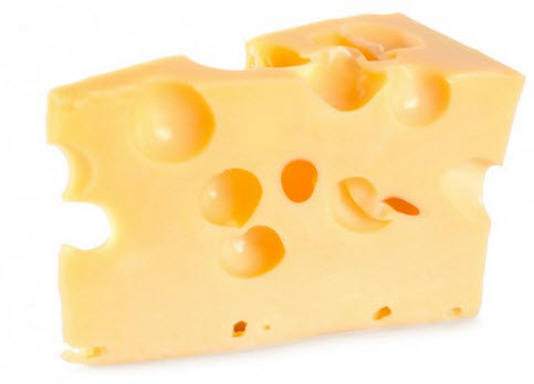 queso Swiss cheese